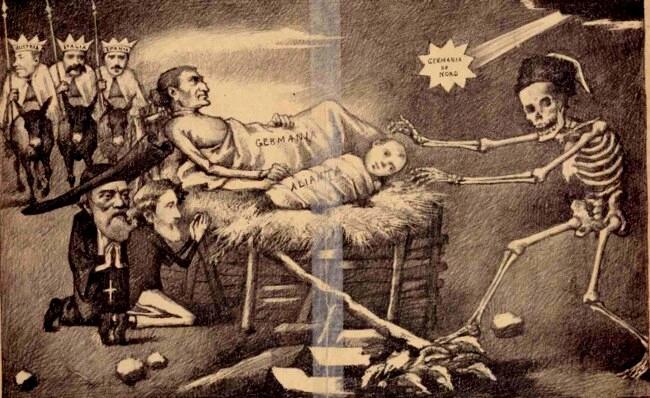 Naşterea Alianţei - Ciulinul, 25 decembrie 1883