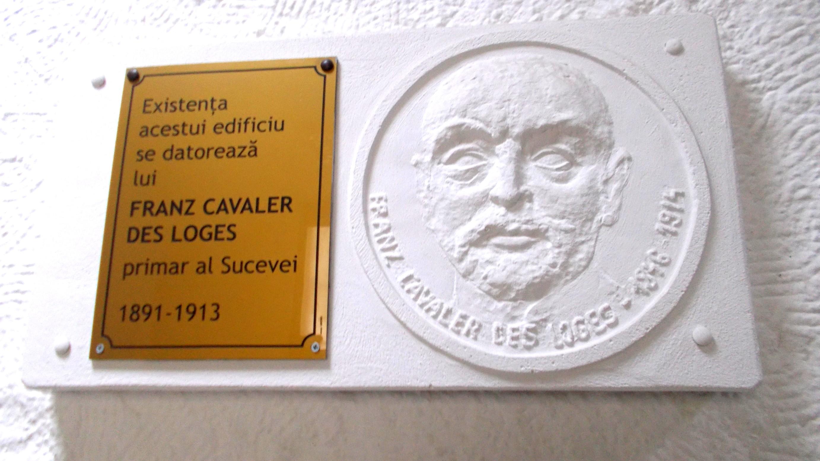 Ctitorul Palatului Administrativ din Suceava