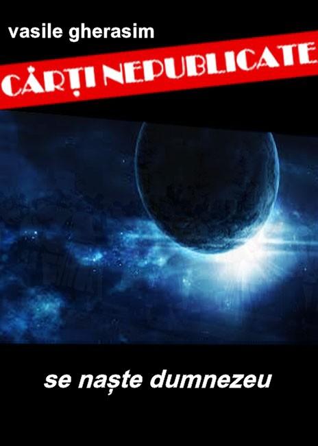 COPERTA CARTE VASILE GHERASIM