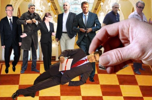 Victor Ponta: Mâna Destinului m-a ales pe mine, pentru că sunt român şi sfertortodox!