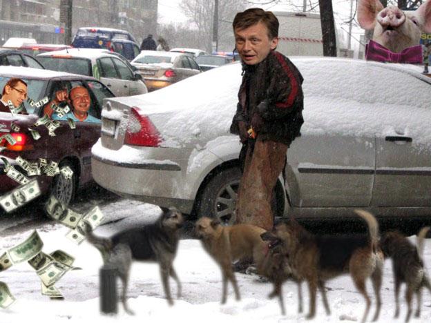Traian Băsescu: Măi, ăla cu nume de floare, ia şi tu de-o bere, măi!