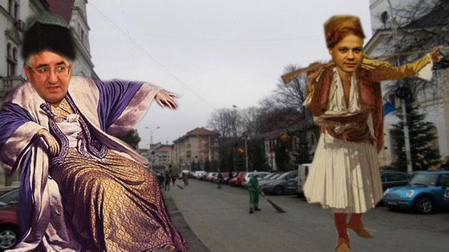 Ion Lungu: Să se mai spună, dragi suceveni, că eu şi arnăutul Doroftei nu ne ocupăm de curăţenia oraşului!
