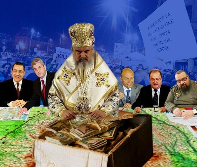 Daniel: Satanicul rock a deschis Cutia Pandorei; daţi-o Patriarhiei, să o învăţăm adevărata credinţă!
