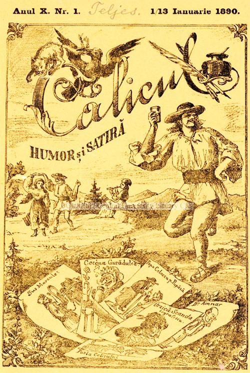 Calicul 1890