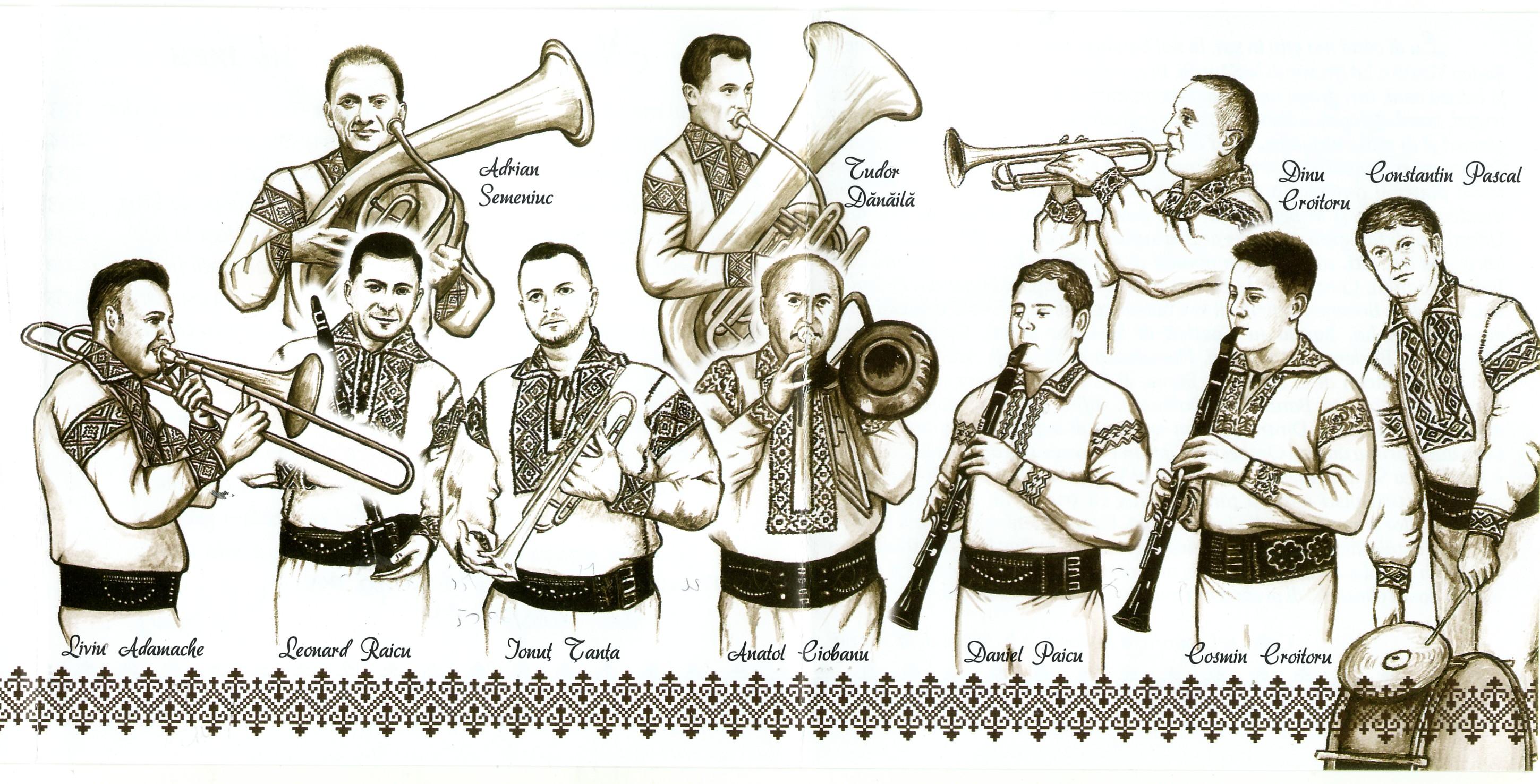 Banda lui Călin Brăteanu