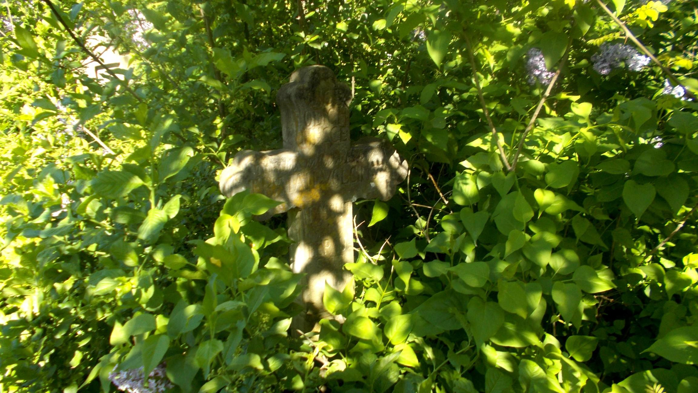 Alt mormânt condamnat la dispariţie