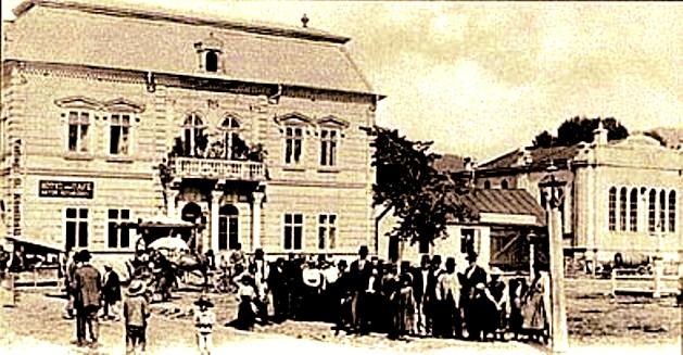 Câmpulung Moldovenesc, Hotelul Comunal