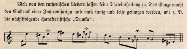 Un at cântec rutenesc, p. 571