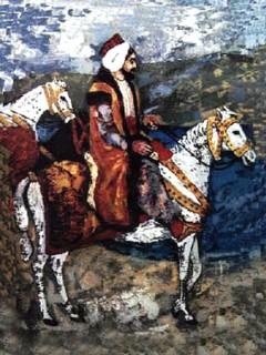 Călăreţ turc