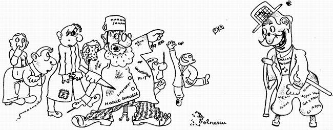 Caricatura-UNIVERS-LITERAR-n-24-din-7-iunie-1941