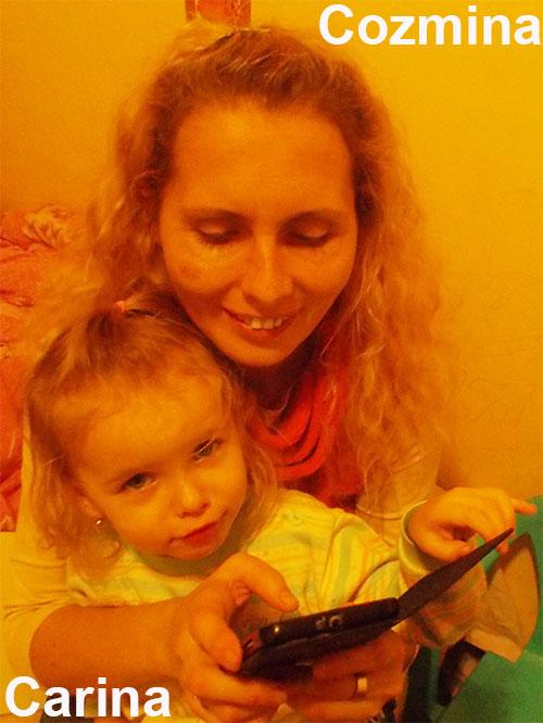 Carina și Cozmina
