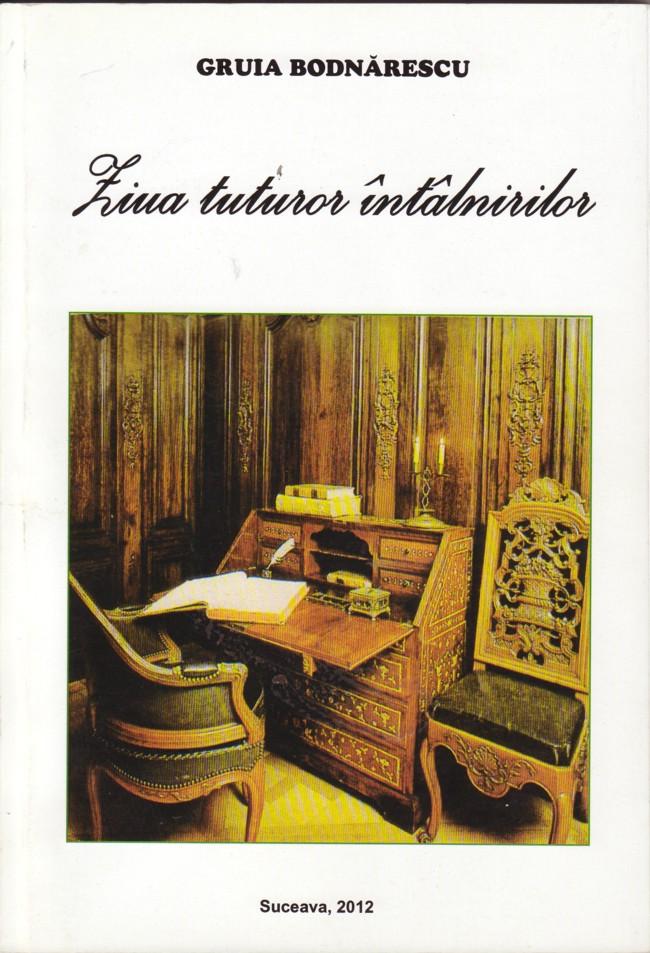 Cartea lui Gruia Bodnărescu