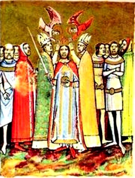 Carte Laszlo regele