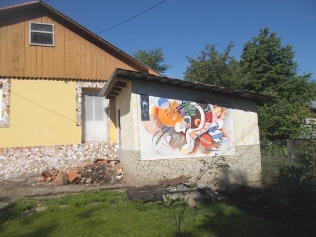 Casa cu pictor 2