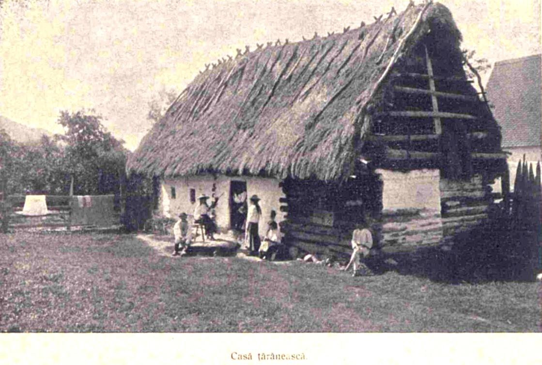 Casa taraneasaca LUCEAFARUL n 20 1905 p 395