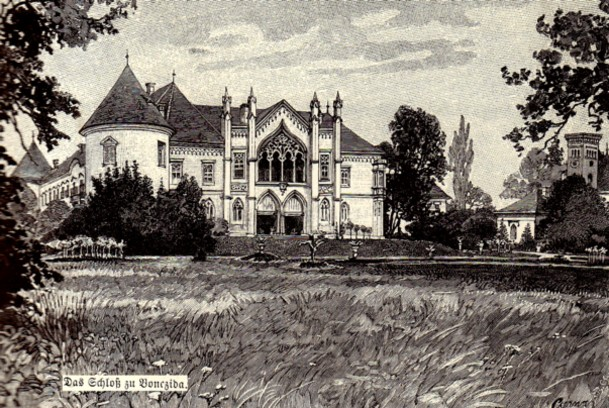 Castelul Bonciza