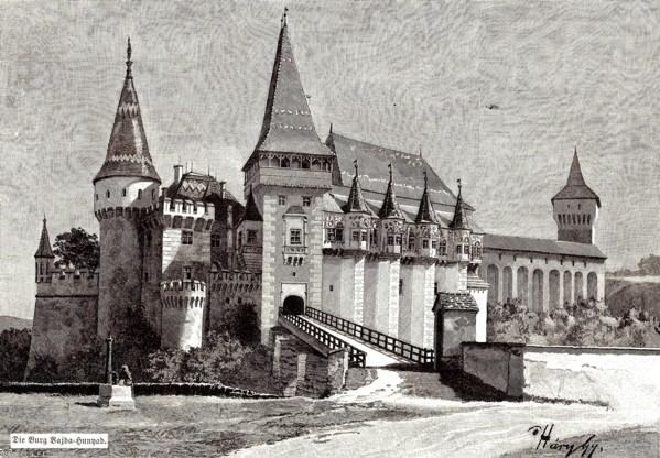 Castelul din Hunedoara