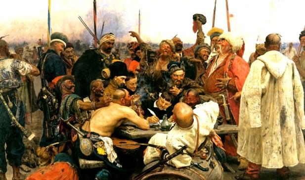 Cazacii lui Timuş Hmelniţchi