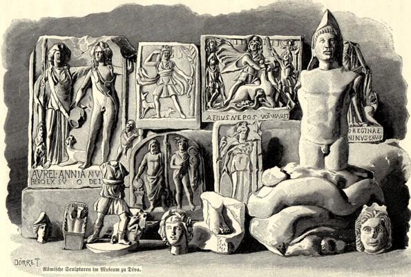 Mărturii romane