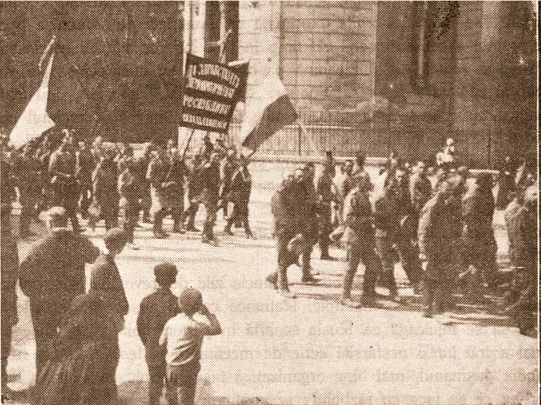 Cernăuţi, 1 mai 1917