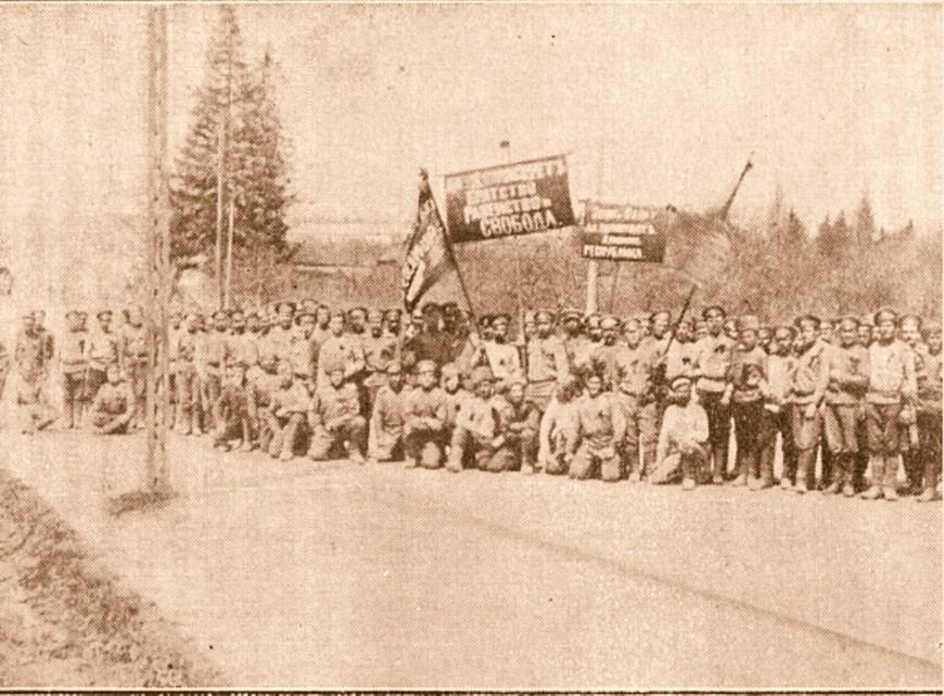 Cernăuţenii, de 1 mai 1917