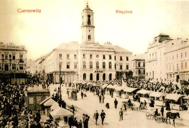 Cernauti Ringplatz