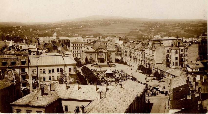 Cernăuţi, oraşul din care a pornit bomba spre Episcopia Hojdudorog