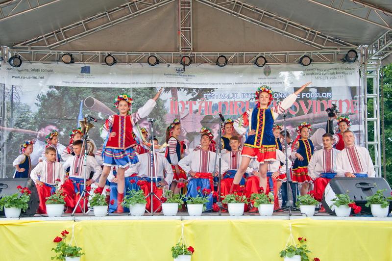 Complicii spirituali ai lui Vladimir Putin de la Cervona Kalena din Negostina
