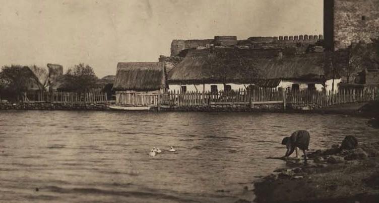 Cetatea Alba limanul Nistrului