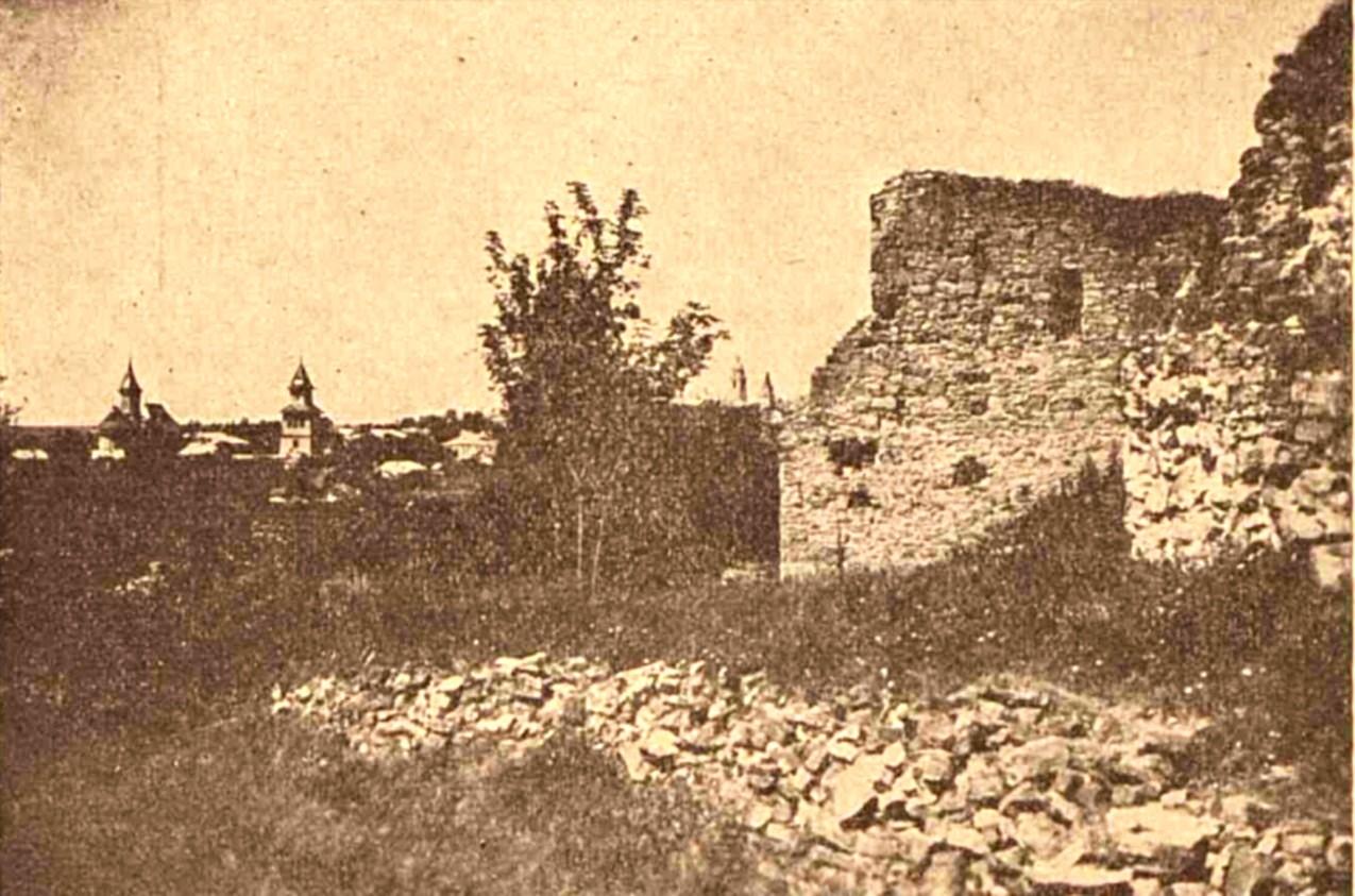 Cetatea, spre Suceava