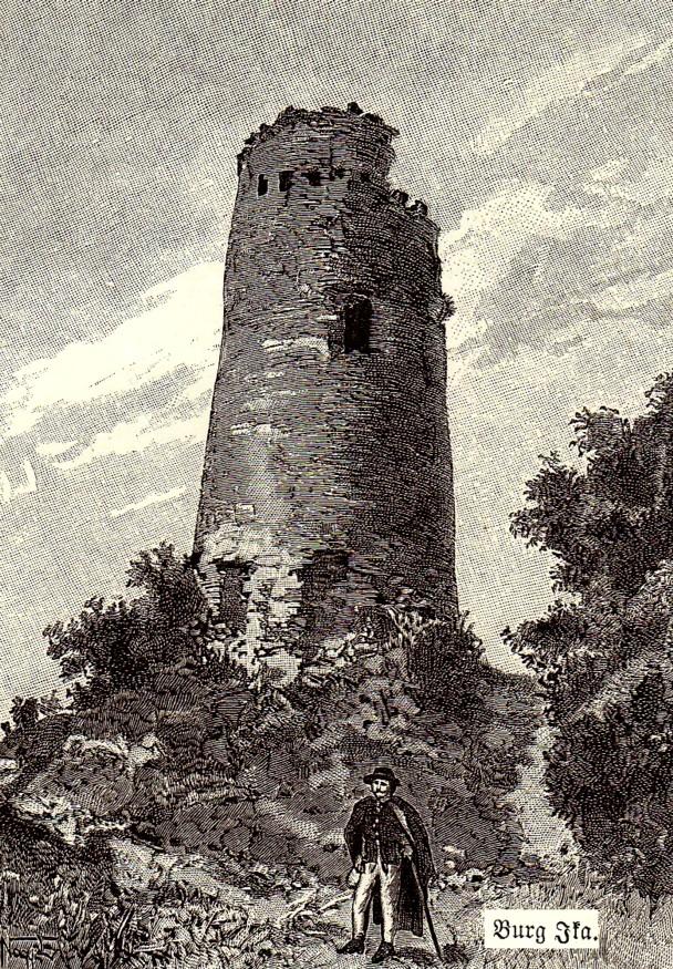 Semeţia ruinelor