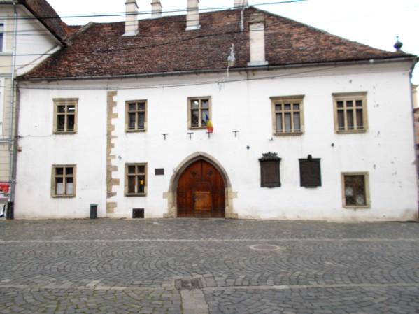 Casa lui Mathias Corvin
