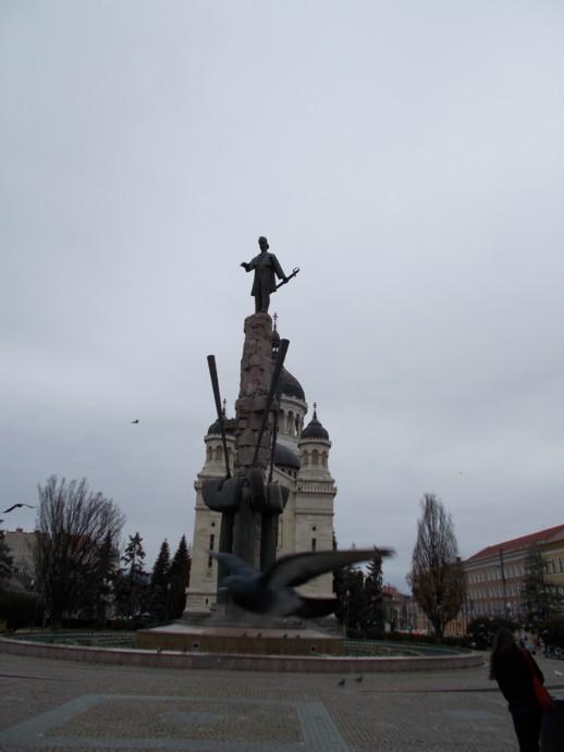 Monumantul lui Avram Iancu