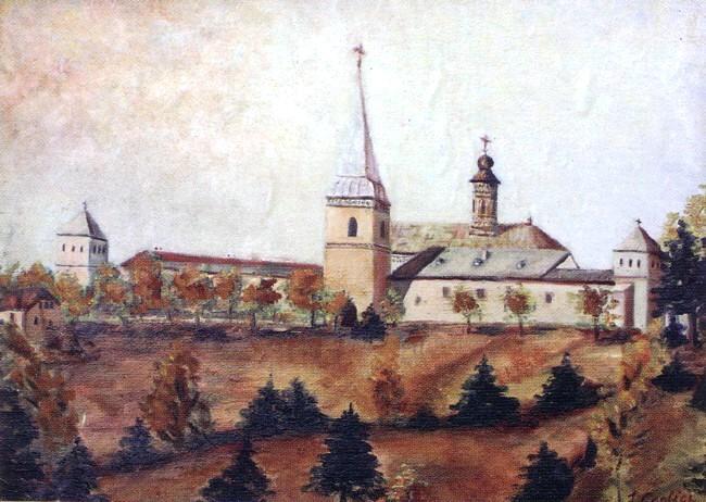 Coclivi: Mănăstirea Dragomirna
