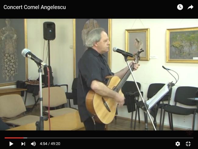 Concert Cornel Angelescu