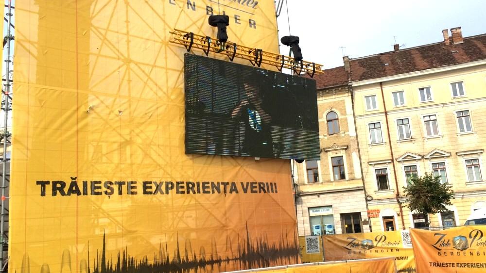 Concert in Cluj Napoca 3