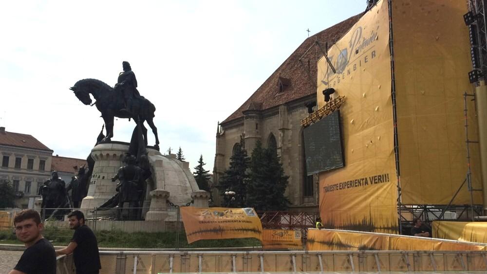 Concert in Cluj Napoca 4