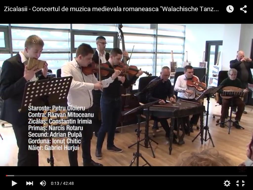 Concert premiera