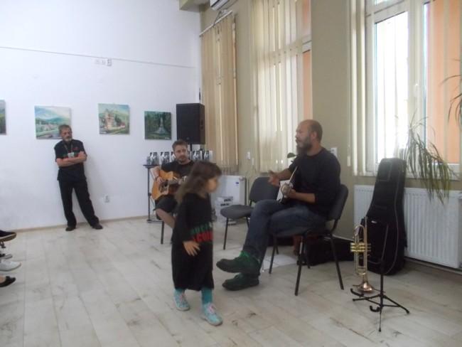 Concertul Blidariu et Co 3 cu Sofia