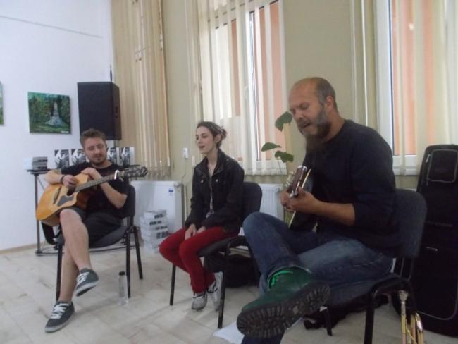 Concertul Blidariu et Co  6 cu Stefi
