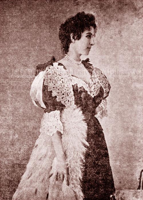 Constance fiica Alma de Dunca Schiau