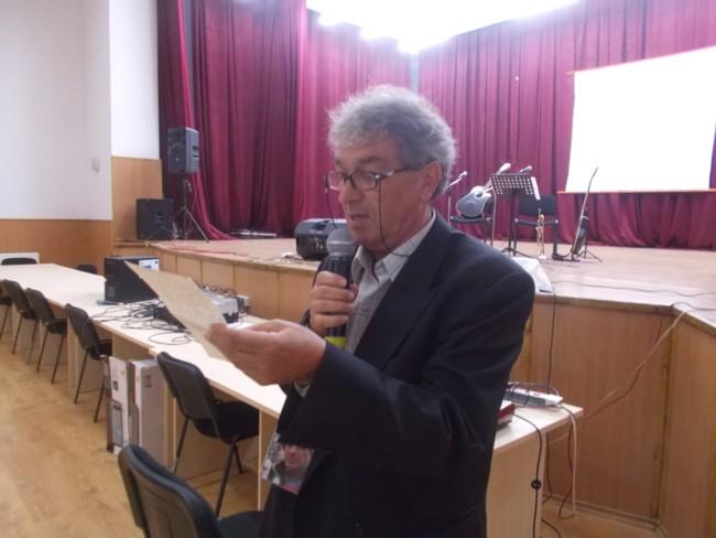 Constantin Horbovanu la Calafindesti 1