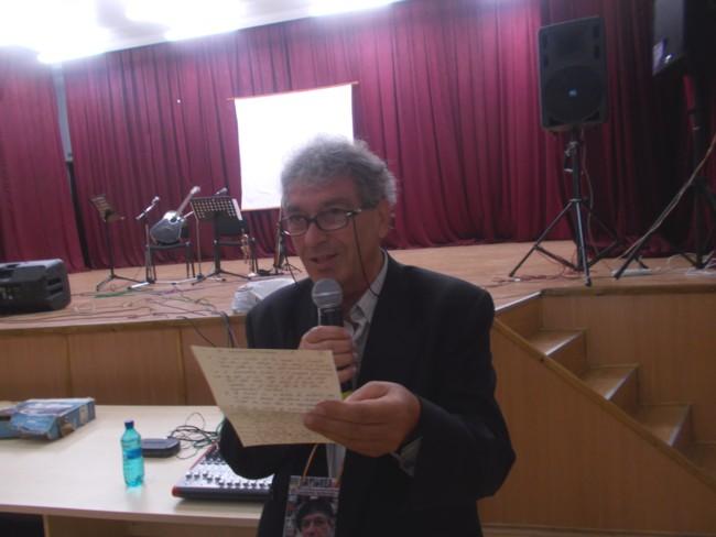 Constantin Horbovanu la Calafindesti 2