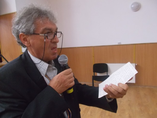 Constantin Horbovanu la Calafindesti 3