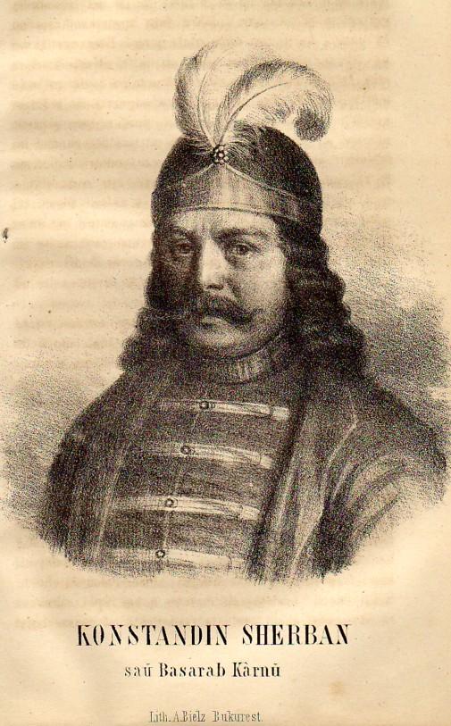 Constantin Serban