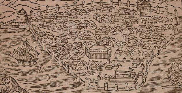 Constantinopole vazut de Munster