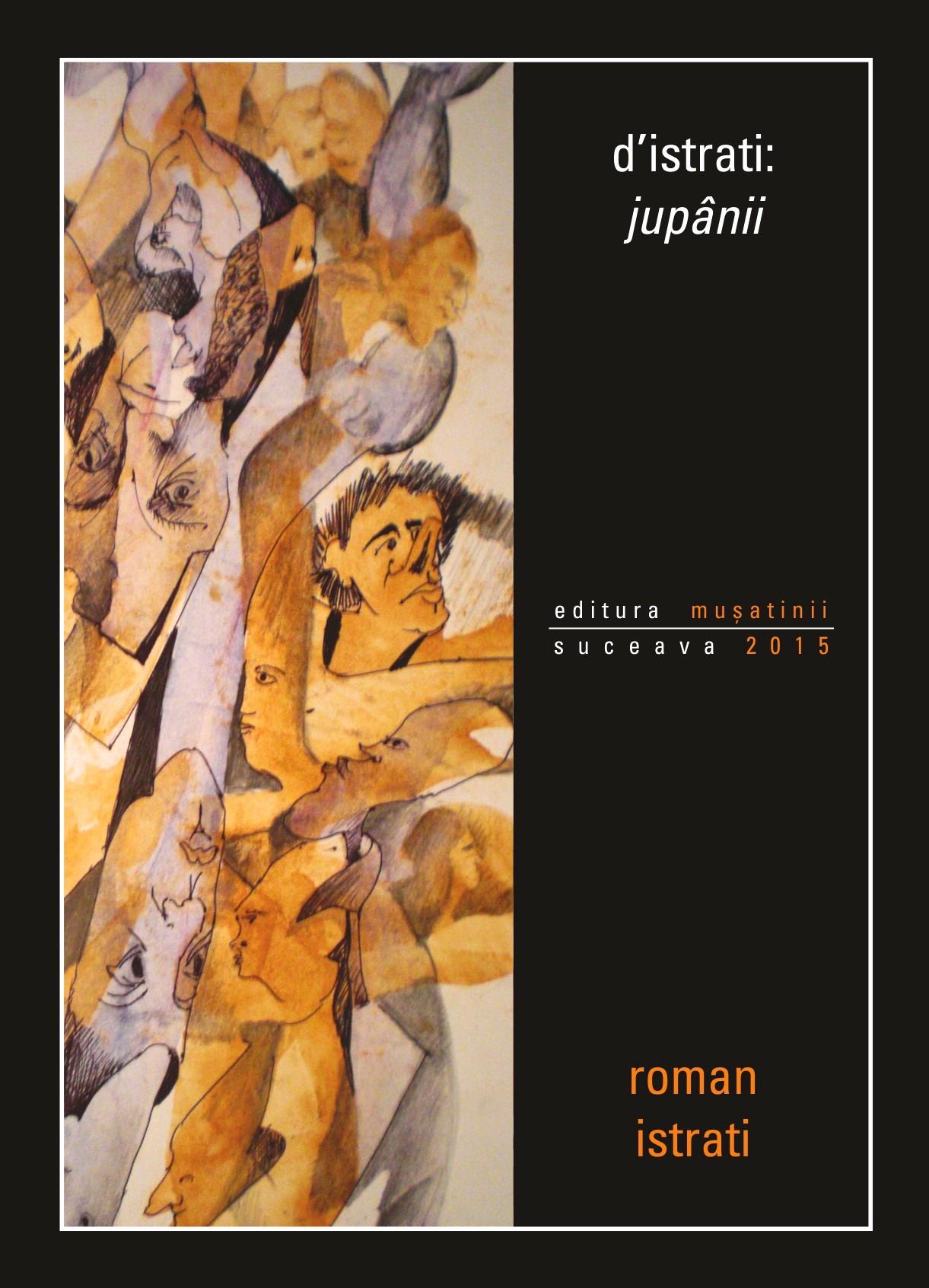 Coperta Istrati Roman