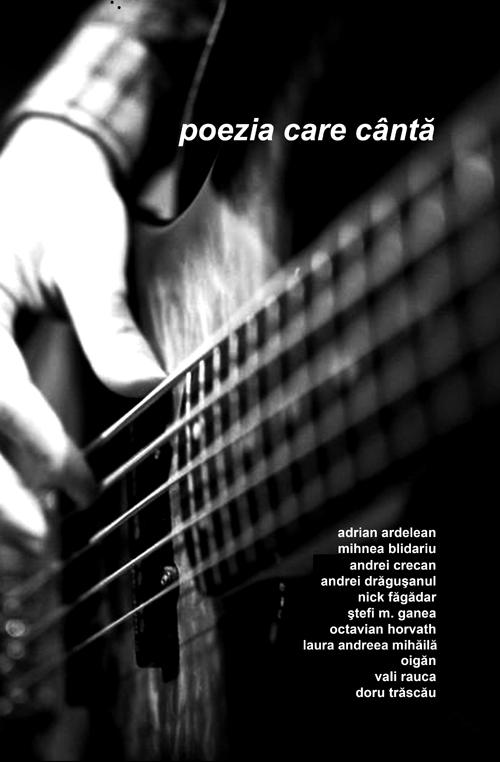 Coperta POEZIA CARE CANTA 1