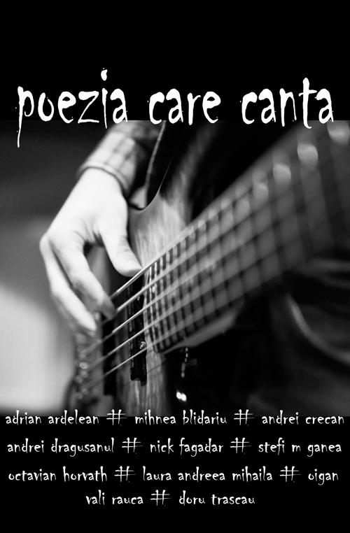 Coperta POEZIA CARE CANTA 2 mica