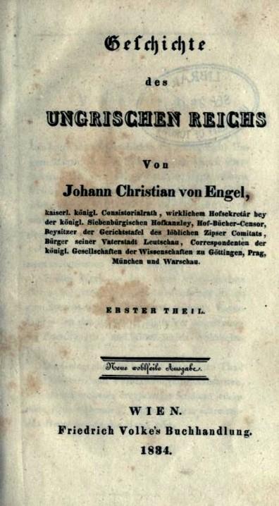 Coperta interioara von-Engel-coperta
